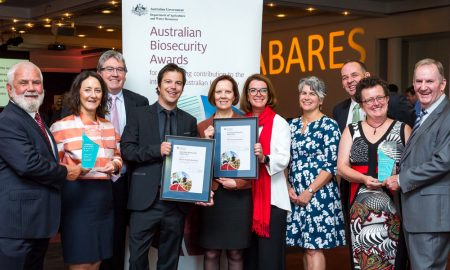 Farm Biosecurity Awards