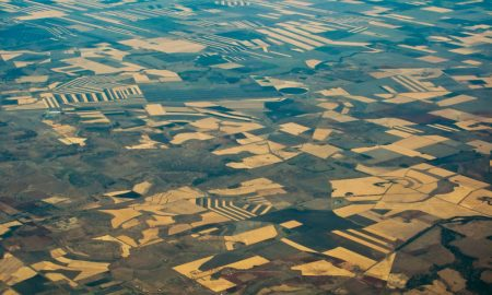 queensland farms stock image